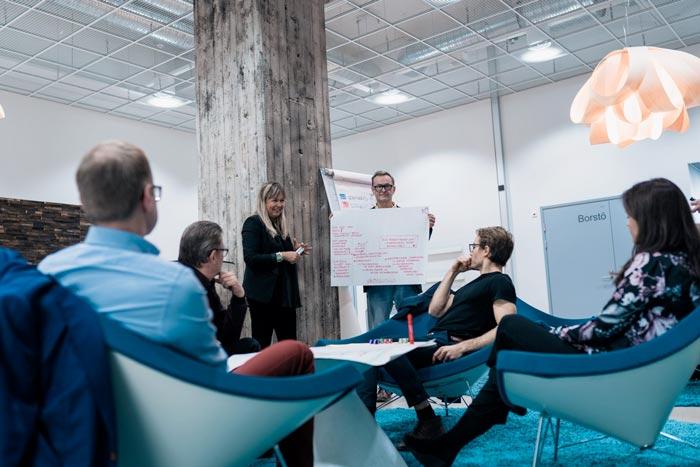 johtamisen koulutusohjelma Tampere